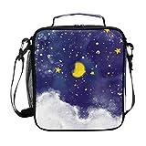 Bennigiry Lunchbox/Lunchbox/Lunchbox/Lunchbox/Handtasche mit Schultergurt für Kinder, Mädchen, Jungen, Männer, Frauen