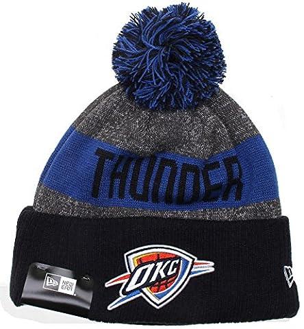 New Era NBA OKLAHOMA CITY THUNDER Team Knit