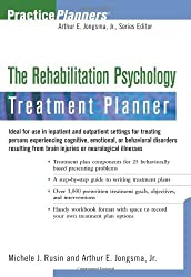 The Rehabilitation Psychology Treatment Planner by Michele J. Rusin (2001-03-08)