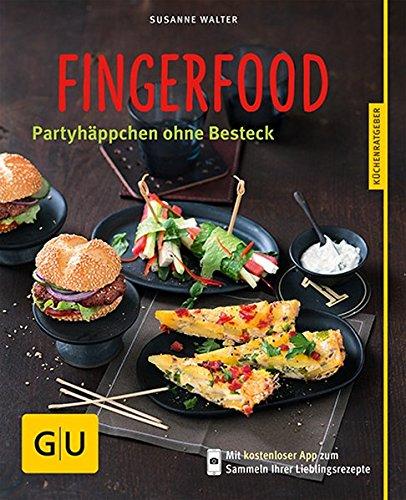 Preisvergleich Produktbild Fingerfood: Partyhäppchen ohne Besteck