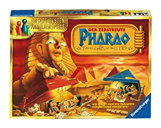 Ravensburger 26426 - Der zerstreute Pharao (B000MVVCZO) | Amazon price tracker / tracking, Amazon price history charts, Amazon price watches, Amazon price drop alerts