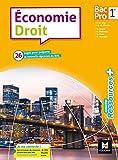 Ressources plus - ECONOMIE-DROIT 1re Bac Pro - Éd. 2017 - Manuel élève