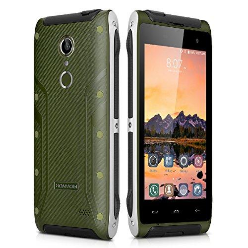 Homtom HT20 - 4G Smartphone Libre Android 6.0 (Pantalla HD 4.7