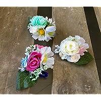 Haarspange Blüten Blumen Tracht