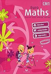 Euro Maths CM1 : Avec un Aide-Mémoire