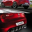 DAM Sotto Stoßstange Giulietta Sprint Doppel Original Alfa Romeo