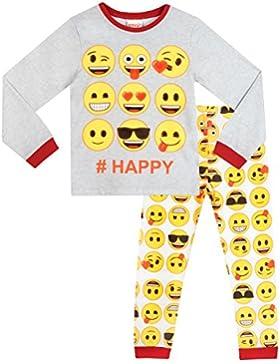 Emoji - Pigiama a maniche lunghe per ragazze - Emoji