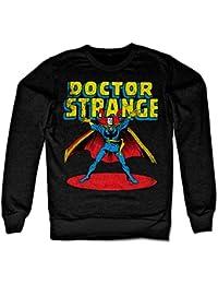Marvels Doctor Strange Sweatshirt (Noir)