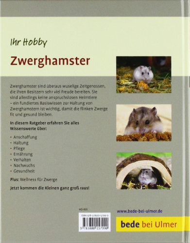 Ihr Hobby: Zwerghamster -