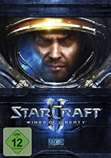 StarCraft II: Wings of Liberty (B000R5DU6E) | Amazon price tracker / tracking, Amazon price history charts, Amazon price watches, Amazon price drop alerts