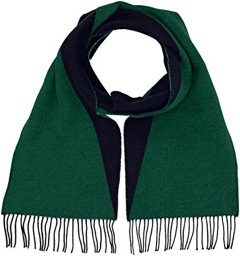hackett-london-herren-schal-cowdray-scarf-multicolor-navy-green-0