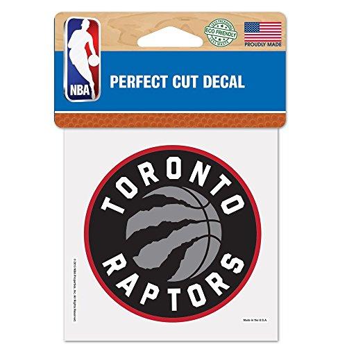Win-Craft, Inc Toronto Raptors Schnitt Aufkleber 4x4 Würfel Toronto Raptors-fan