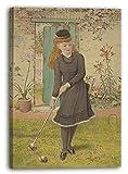 Best COLEMAN lonas - William Stephen Coleman - Chica jugando croquet (1904–1935) Review