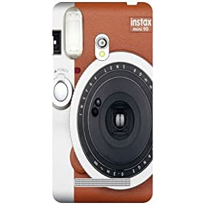 Printland Camera Phone Cover For Asus Zenfone 5 A501CG