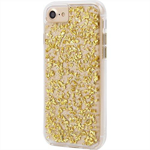 Case-Mate CM034688X Karat-Hulle fur das Apple iPhone 7/6s/6 gold gold