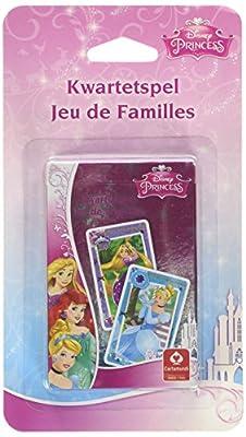 Cartamundi - 100137902101 - Disney Princess - Jeu de Familles