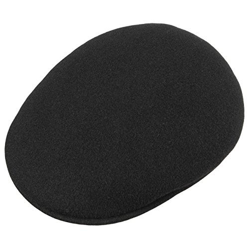 Imagen de kangol original flat capivy hat s/54 55  negro  alternativa