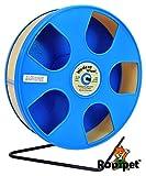 Ø 27 cm Hamsterlaufrad Wodent Wheel blau/beige
