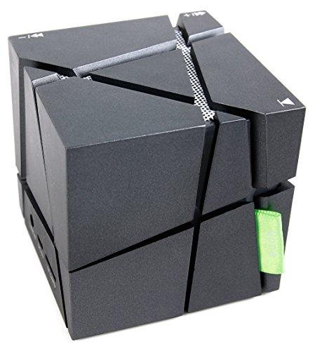 DURAGADGET Bluetooth würfelförmige Lautsprecher für Aldi Medion Akoya E1240T / E1239T / P3403 Tablet-PCs