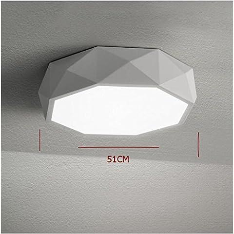 Minimalista ed elegante soggiorno lampade da soffitto-Led