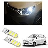 #8: Vheelocityin Car Ceramic High Power Silicone White LED Parking Bulbs (set of 2) Hyundai i10