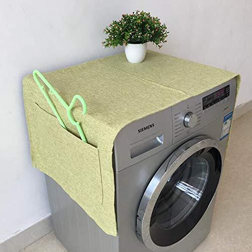 Preisvergleich Produktbild YAC Draussen Möbel Schutzhülle,  Modern Einfach Baumwolle und Leinen Waschmaschine abdecken Wasserdicht Farbecht 60 * 145cm mehrere Farbe, C