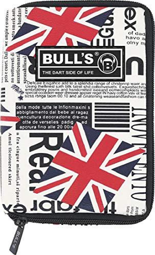 BULL'S Erwachsene Dartcase British Flag Tp, Premium -