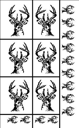 armour-products-plastic-rub-n-etch-designer-stencil-5-inch-x-8-inch-deer-heads