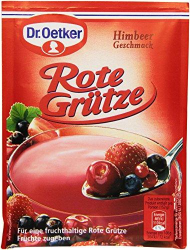 Dr. Oetker Rote Grütze, (3 x 40 g)