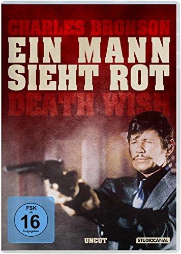 Ein Mann sieht rot [Blu-ray]
