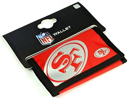 NFL San Francisco 49ers - Cartera/Billetera oficial
