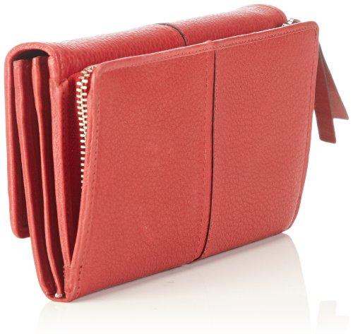 Maitre Faccio RV-Damenbörse, Portafoglio donna Rosso (Rot (red 300))