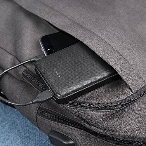 Aukey USB-C Powerbank 20000mah passt in jede Tasche