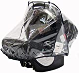 Baby Travel Raincover to Fit Graco Logico S Hp Deluxe Carseat