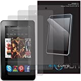 MiniGuard HD Screen Protector for Kindle Fire HD 6 2014 (3x Pack Anti-Glare)