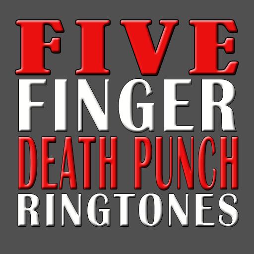 Five Finger Death Punch Ringtones Fan App Audio-punch