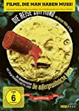 DVD Cover 'Die Reise zum Mond (OmU)