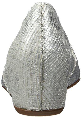 Högl 3 10 4226 7600, Escarpins Compensés  Femme Argent (Silber7600)