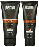 #5: VLCC Natural Sciences Mez Hair & Body Wash F2216 + Free Mens Active Styling Gel F2