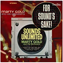 Marty Gold & His Orchestra - Sounds Unlimited & For Sound's Sake!