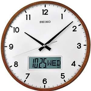 Seiko - QXL008B - Horloge - Analogique et digitale