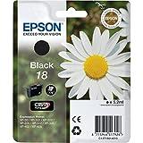 Epson Tintenpatrone schwarz
