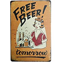 Shuda 1Pcs Flecha Cartel para Puerta Placa Vintage Póster Bar Tienda Cafetería Restaurante Centro Comercial Decoración Black Friday Juguetes 1Pcs 30x20cm