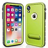 Redpepper Coque iPhone XR Etanche pour iPhone XR IP68 sous-Marine 2m Durée TPU + PC...