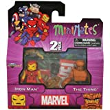 Marvel Minimates Doppelpack - Best of 1 : Iron Man & The Thing