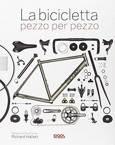 La bicicletta pezzo per pezzo