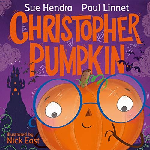 Christopher Pumpkin (English Edition) (Halloween In England Für Kinder)