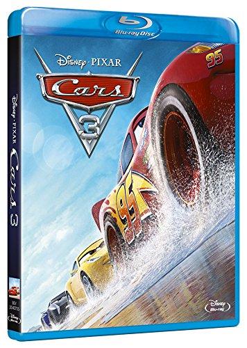 Cars 3 [Blu-ray] 51ZgxKB8uuL