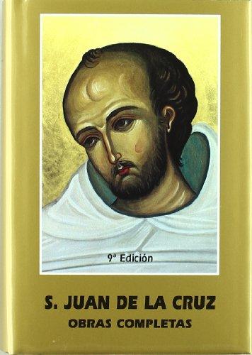Obras completas San Juan de la Cruz (Maestros Espirituales Cristianos) San Juan De La Cruz