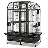 Montana Cages | XXL Chicago | Papageienkäfig mit Trennwand